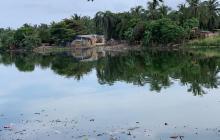 Habitante de la calle apareció ahogado en el caño de la Auyama