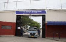 Con panfleto, los 'Costeños' amenazan a guardias de la Penitenciaría El Bosque