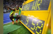 Diez años de la gesta de Usain Bolt, el hombre más rápido del mundo
