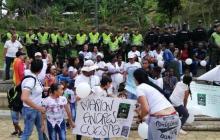 Hallan muerto a pequeño de 6 años que había desaparecido en Medellín