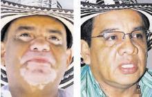 Jorge Luis Martínez y Eder Espitia Estrada