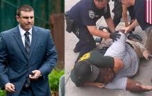 Destituyen a policía de Nueva York por muerte por asfixia de un hombre negro