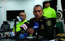 El general Mariano Botero Coy, comandante de la Regional 8.