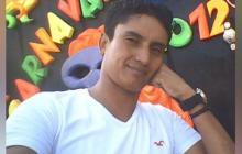 Alex Alberto Sanabria Romero, asesinado.