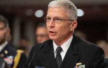 Craig Faller, jefe del Comando Sur de EEUU.