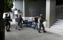 En video | Carlos Úsuga fue enviado a la cárcel de Montería