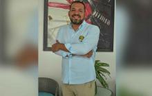 Diógenes Rosero, candidato a la Alcaldía de Barranquilla.