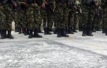 Capturan a 14 militares más por corrupción