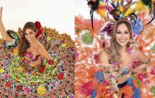 Estas son Isabella y Valentina, las jóvenes postuladas a Reina del Carnaval 2020