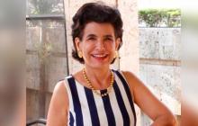 Adelina Covo, candidata a la alcaldía de Cartagena.
