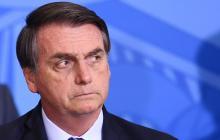 """El 44% de los brasileños """"nunca"""" confía en la palabra de Bolsonaro"""