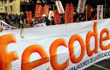 Fecode denuncia amenazas de las 'Águilas Negras' contra el comité ejecutivo