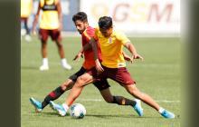 En video   Falcao marca doblete con el Galatasaray en un partido de entrenamiento