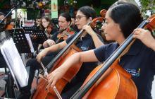 La Orquesta Sinfónica Distrital de Barranquilla abre inscripciones
