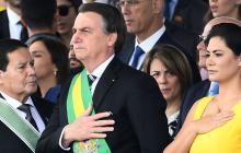 Bolsonaro debe suspender alimentación oral tras cirugía por hernia