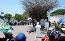 Intentaron atracar a un policía: uno murió y otro resultó herido