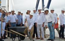 """""""El nombre es Pumarejo, yo lo llamo así"""": presidente Duque"""