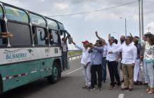 Circunvalar de la Prosperidad: otros 16,8 km habilitados