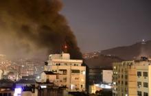 Al menos 10 muertos en incendio en un hospital de Rio de Janeiro