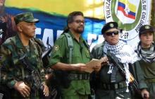 'Santrich' y 'El paisa' fueron expulsados de la Jurisdicción de Paz