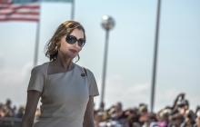 Geena Davis presentó en Deauville 'Todo puede cambiar'.