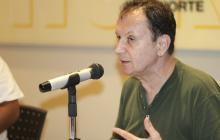 Miguel Falquez-Certain, escritor nacido en Barranquilla y radicado en NY.