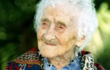 Estudio desmiente supuesto fraude en edad de francesa más longeva del mundo