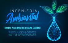 Ingeniería Ambiental de Unicosta acreditada en alta calidad