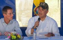 Duque pide a excombatientes Farc desatender llamado a rearmarse en Colombia