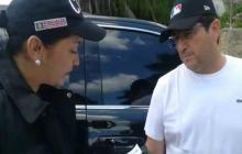 El excongresista David Char fue capturado en octubre de 2017 por agentes del CTI.