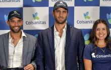 Cabal, Farah y Osorio exhiben  su tenis de talla mundial en Curramba