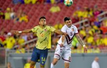 Colombia se mediría a Argelia en un amistoso en octubre en Lille