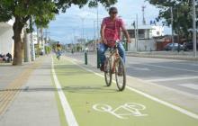 Montería la apuesta al uso masivo de la bicicleta.