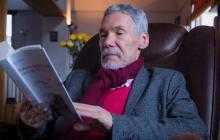 Roberto Burgos Cantor, la voz de un maestro recordada en Libraq