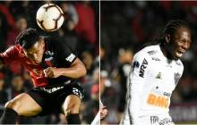 Colón 2, Mineiro 1: Morelo y Chará anotaron en la semifinal de la Copa Sudamericana