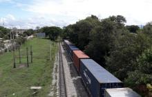 En video | Sale primera carga en tren de Santa Marta a La Dorada