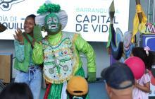'El Viaje del Carnaval' llegó a Libraq 2019