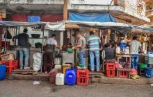Cocinas callejeras: fogones encendidos en el espacio público