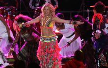 Otros grandes eventos deportivos que Shakira ha conquistado