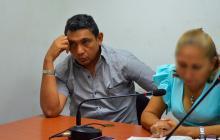 El profesor Manuel Antonio Villalba Mozo, quien hasta el pasado mes de abril fungía como presidente de la Asociación de Educadores del Cesar.