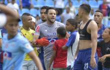 ¿Qué pasó entre Sebastián Viera y el 'Caballo' Márquez?