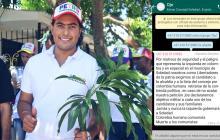 Nicolás Petro denuncia amenazas contra él y candidatos a la Alcaldía y Concejo de Soledad