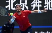 Murray vuelve a ganar en Pekín y pasa a octavos de final