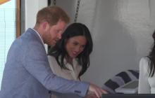 En video   Principe Harry y Meghan denuncian a periódico británico por publicar una carta privada