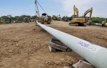 Fallo judicial frena la construcción de gasoducto en la Costa