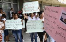 """Familia de María José pide pena """"más fuerte"""" para el homicida"""