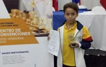 Ajedrecista Orlando Borré logra oro en Festival Centroamericano