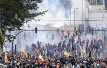 """Secretaría de OEA condena """"actos de violencia"""" en Ecuador y llama al diálogo"""