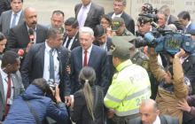 Siga minuto a minuto la indagatoria de Uribe en la Corte Suprema