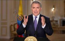 """""""Es una persona que ha entregado su vida a servirle a Colombia"""": Duque sobre Uribe"""